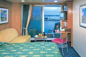 Norwegian Star - Balcony Cabin