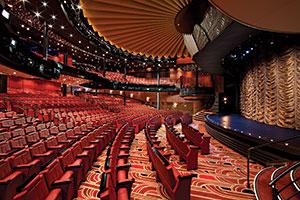 Nieuw Amsterdam - Showroom Theater