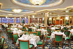 Norwegian Dawn - Venetian Main Restaurant