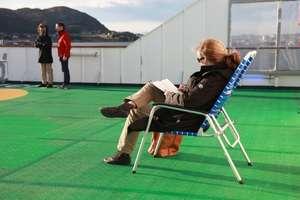Nordkapp - Outer deck