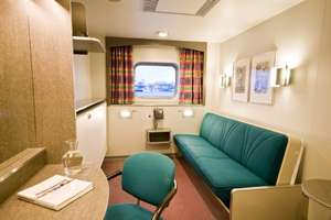 Nordkapp - Inside cabin