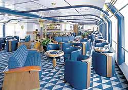 Nordnorge - Vestfjorden Lounge