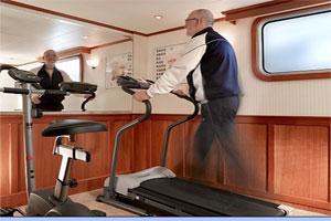 La Nouvelle Etoile - Fitness Room