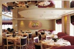 MSC Opera - L Aprodo Restaurant