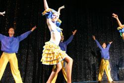 MSC Opera - MSC Dancers