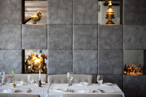 Belmond Orcaella - Dining room