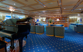 Orion II - Orion II's Nautilus Library and Lounge