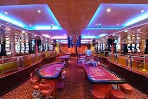 Pacific Jewel - Players bar & casino