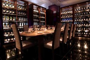 Pacific Jewel - Chef's Table dining experience