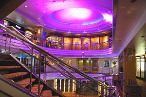 Pacific Pearl - Atrium