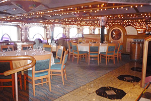 Carnival Paradise - Dining Room
