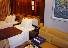 Carnival Paradise Cabins Amp Staterooms On Cruise Critic