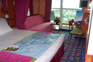 Norwegian Pearl - Mini-Suite