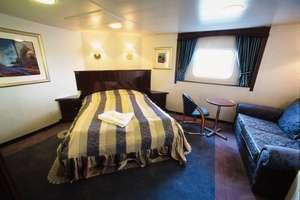 Polarlys - Cabin Interior