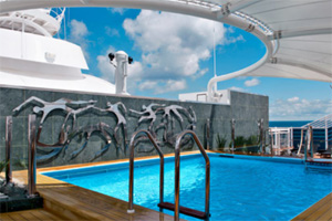 MSC Preziosa - Pool