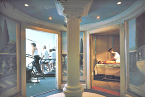 Prinsendam - Gym/Ocean Spa