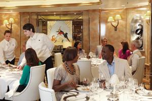 Queen Elizabeth - Verandah Restaurant