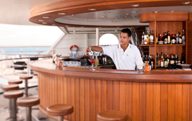 Seabourn Quest - Skybar