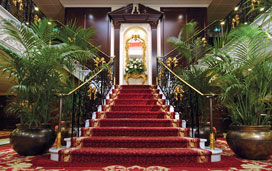 Regatta - Regatta's Grand Staircase