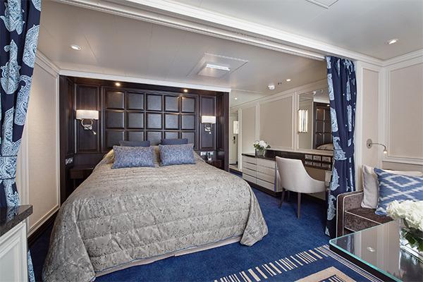 Seven Seas Explorer - Concierge Suite
