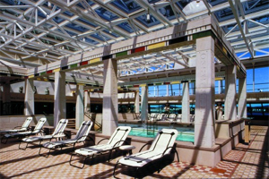 Rhapsody of the Seas - Pool