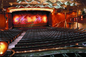 Rhapsody of the Seas - Theater