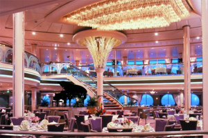 Rhapsody of the Seas - Restaurant
