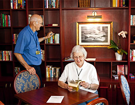 River Allegro - Library