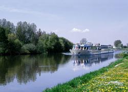 River Rhapsody - Gliding along the river