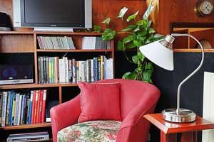 Rosa - Rosa's cozy interior