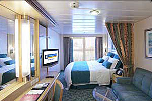 Liberty of the Seas - Balcony Cabin