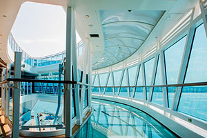 Royal Princess - SkyWalk