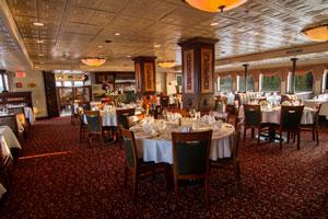 S.S. Legacy - Klondike Dining Room