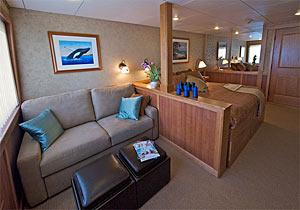 Safari Explorer - Admiral Stateroom