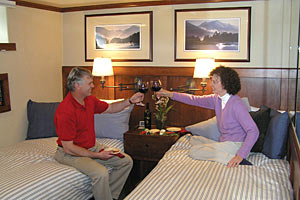 Safari Spirit - Mariner Stateroom