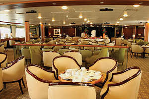 Saga Pearl II - The Discovery Lounge