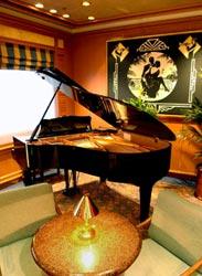 Sapphire Princess - Crooners Lounge