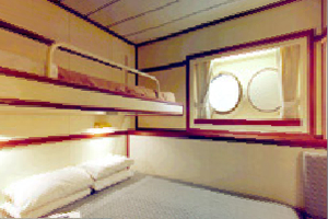 Star Clipper - Category 4 Cabin