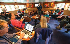 National Geographic Sea Lion - Lecture Aboard Sea Lion