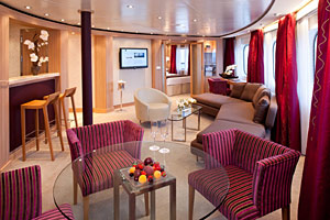 Seabourn Odyssey - Owner's Suite