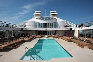 Seabourn Odyssey - Pool Deck