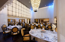 Seabourn Sojourn - The Restaurant