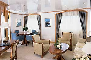 SeaDream I - Owners Suite