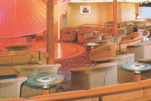 Seabourn Spirit - Show Lounge