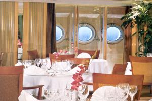 Seabourn Spirit - Restaurant