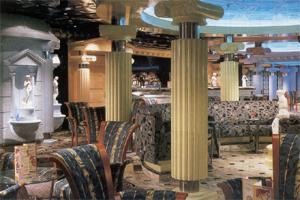 Carnival Sensation - Michelangelos Lounge