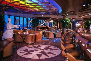 Serenade of the Seas - Schooner Bar