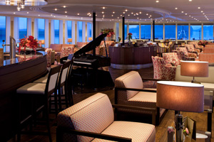 AmaPrima - Main lounge piano bar