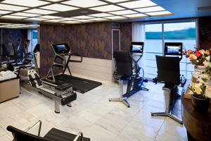 AmaPrima - Fitness room