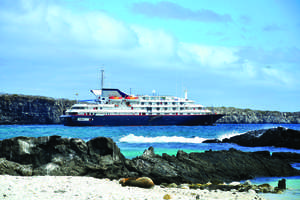 Silver Galapagos - Photo courtesy of Silversea Cruises.